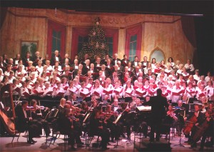 Annapolis Chorale performs holiday favorites.