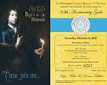 Invitation to WCMFA 85th Anniversary Gala