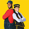 Disney's Choo-Choo Soul with Genevieve!