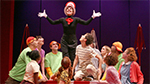 Seussical on stage photo