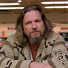Photoof Jeff Bridges from The Big Lebowski