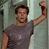 Kevin Bacon from film, Footloose.