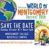 The World of Montgomery Festival poster