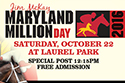 Jim McKay Maryland Million Day poster