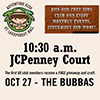 FREE Kids Event with The Bubbas poster