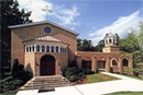 Photo of the front of St. Mark Orthodox Church