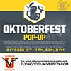 Okotberfest Pop-Up flyer artwork