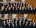 UMD Women's and Men's Chorus Photos