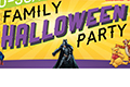 Not So Scary Family Halloween Party poster