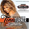 Tina Turner Tribute flyer
