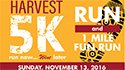 Harvest 5K and 1 Mile Fun Run
