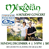Meridian - A Holiday Concert flyer
