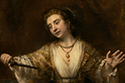Image of one painting of Lucretia