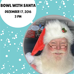 Bowl With Santa flyer