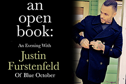 Photo of the Justin Furstenteld poster