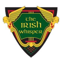 Image of the Irish Whisper, National Harbor, logo