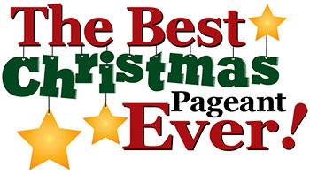 The Best Christmas Pageant Ever logo