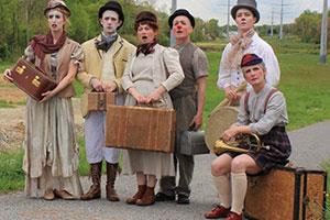 Photo of Happenstance Theater Ensemble