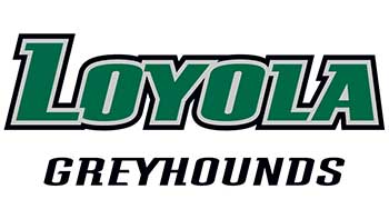 Logo for the Loyola Greyhounds