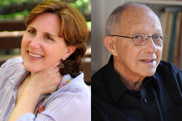 Photo of Dawn Upshaw and Gilbert Kalish