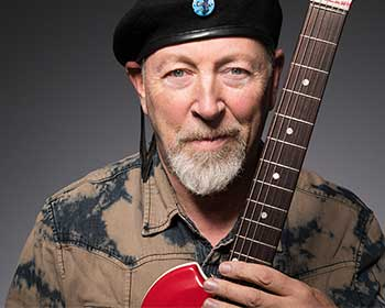 Musician Richard Thompson