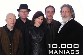 10,000 Maniacs - group photo