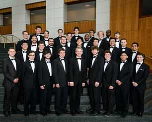 UMD Men's Chorus Group Photo