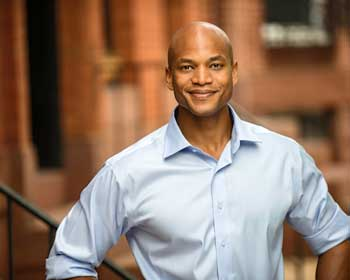 New York Times best-selling author, Wes Moore
