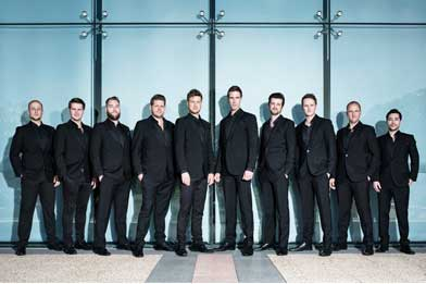 Photo of the TEN Tenors