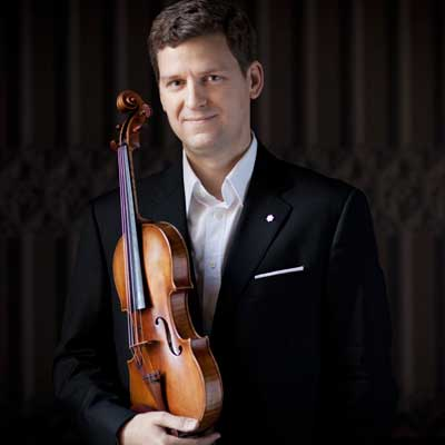 James Ehnes, Violin, Annapolis Symphony Orchestra