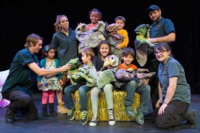 Erth's Dinosaur Zoo Live on Stage