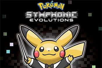 Pokémon: Symphonic Evolutions poster
