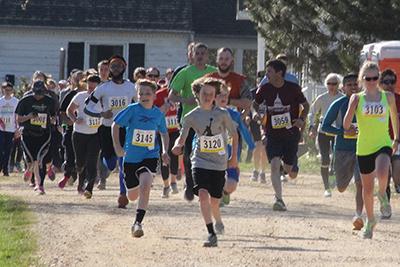 Runners in the Bay-CSS 10k/5k Walk, Run & Roll