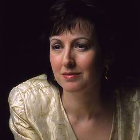Photo of pianist Rachel Franklin
