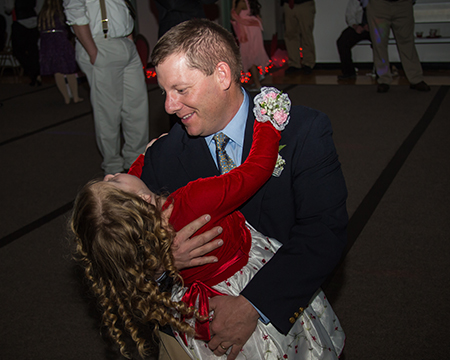 Daddy Daughter Dance photo 2016
