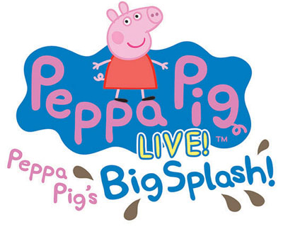Peppa Pig Show Poster