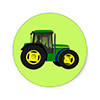 image of a tractor