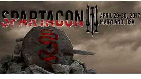 Spartacon III poster