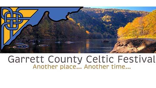 Garrett County Celtic Festival logo