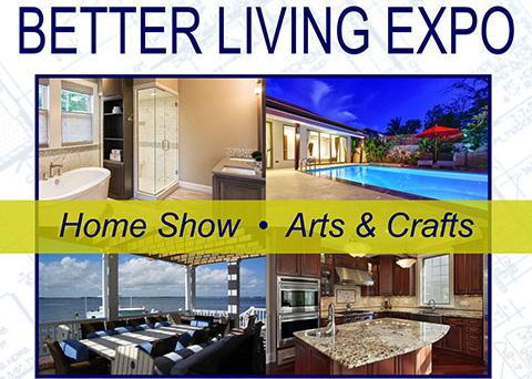 Better Living Expo poster