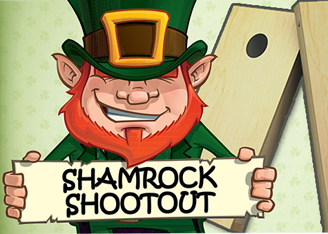 The Shamrock Shootout poster
