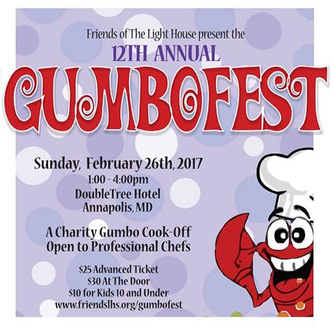 GumboFest poster art