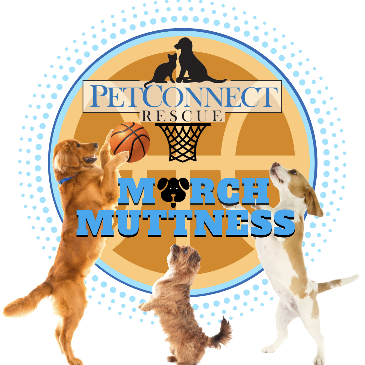 March Muttness logo