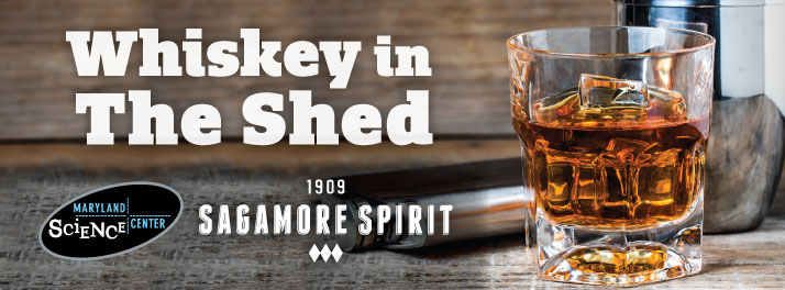 Whiskey in The Shed