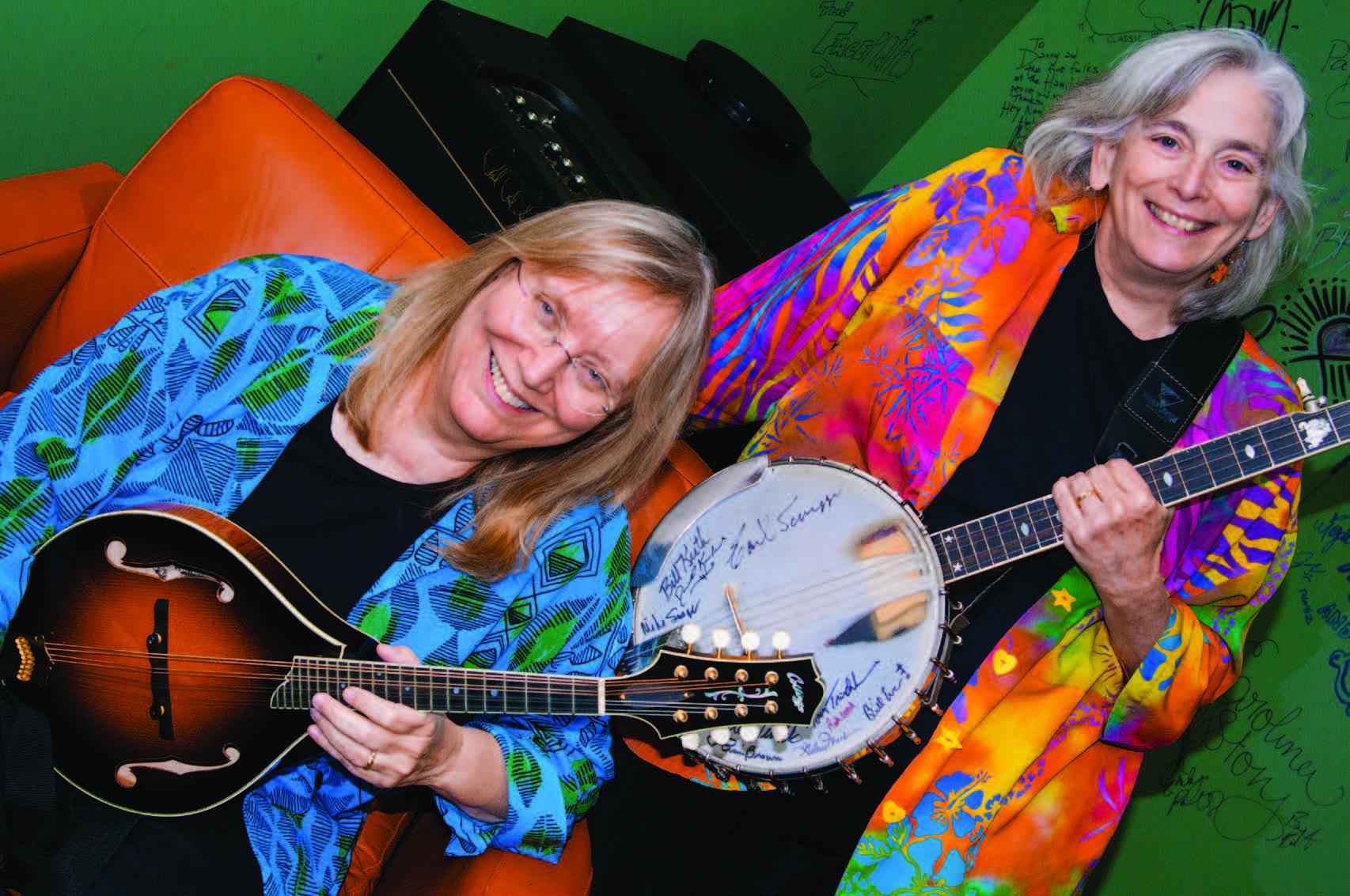 2X GRAMMY® Award winner Cathy Fink & Marcy Marxer