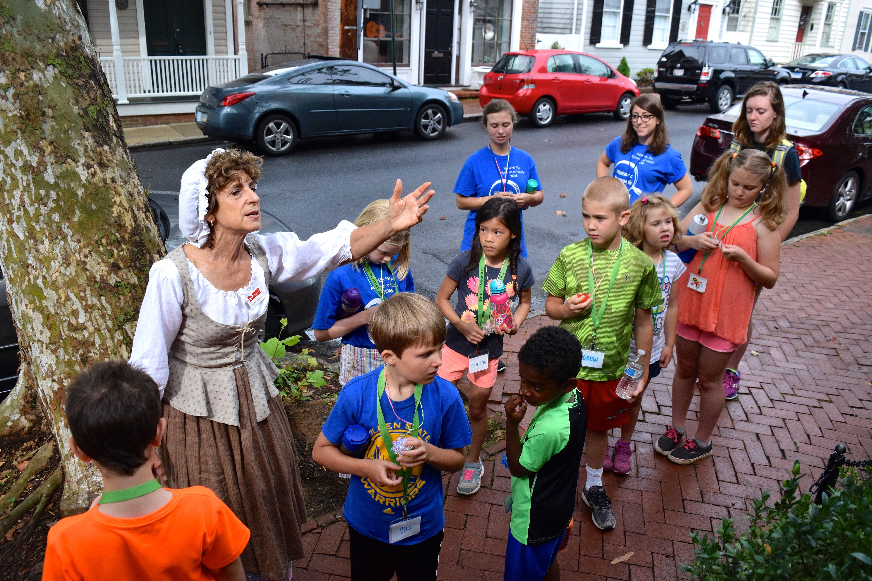 Historic Annapolis Summer Camp