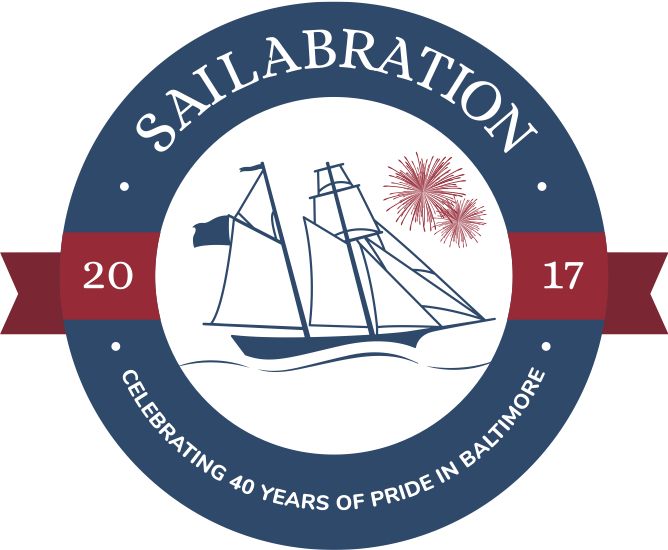 Pride of Baltimore's Spring Sailabration logo