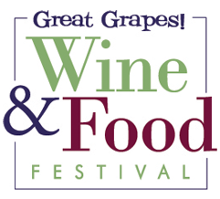 Great Grapes Wine & Food Festival Tour logo
