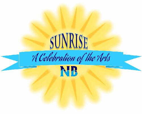 SUNRISE - A Celebration of the Arts logo