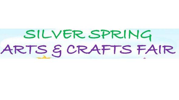 Silver Spring Arts and Crafts Spring Fair logo